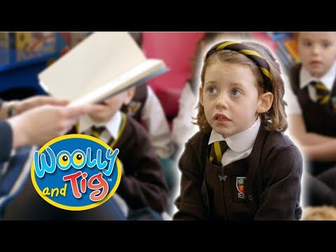 Woolly and Tig - Back To School | Full Episodes | Kids TV Show | Toy Spider