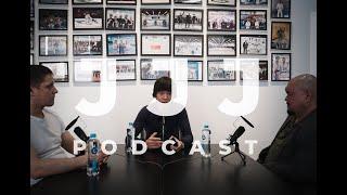 Илья Мирзо и Руслан Безруков:Система, которая может изменить спорт в Казахстане(JJJ PODCAST #7)