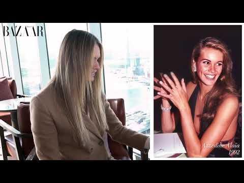 Fashion Retrospective With Elle Macpherson
