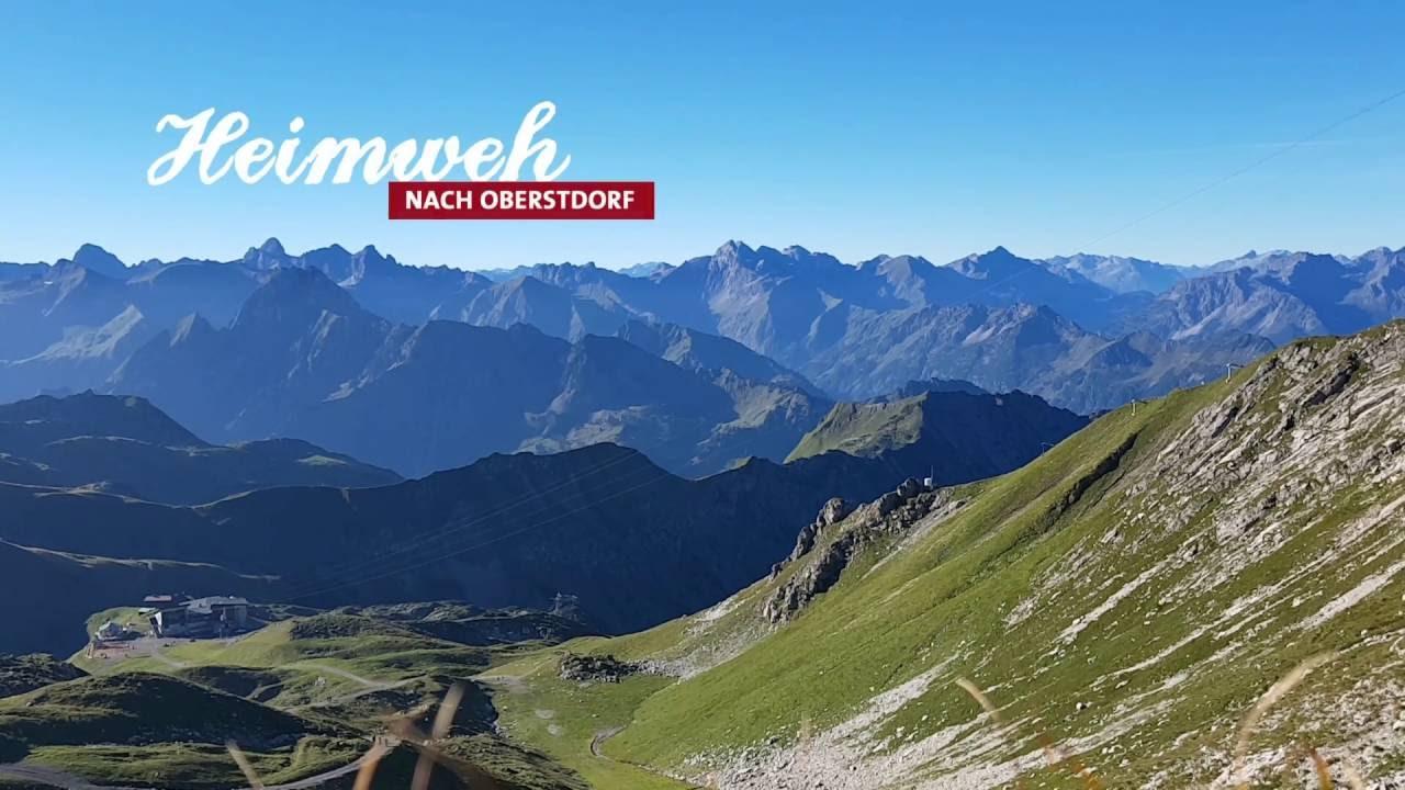 Klettersteig Nebelhorn : Oberstdorf hindelanger klettersteig auf dem nebelhorn youtube