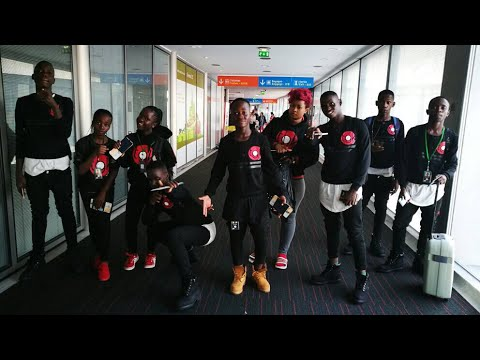 Our Arrival in USA for the BET AWARDS 2017