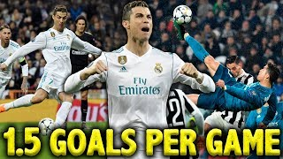 Is Cristiano Ronaldo Having His Best Ever Champions League Season?! | UCL Review