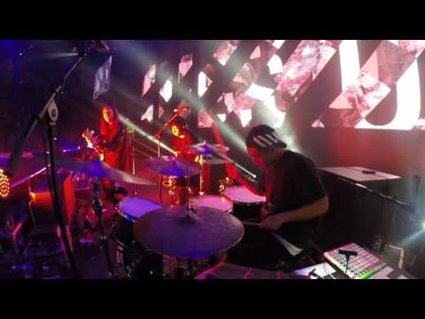 Hillsong - What a beautiful name drum cam Brendan Tan