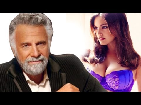 The Most Interesting Man in the World – THE MUSICAL