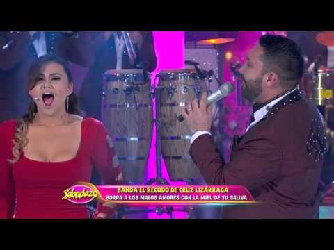 """Sabadazo Banda el Recodo """"la miel de su saliva"""" 17 octubre 2015"""