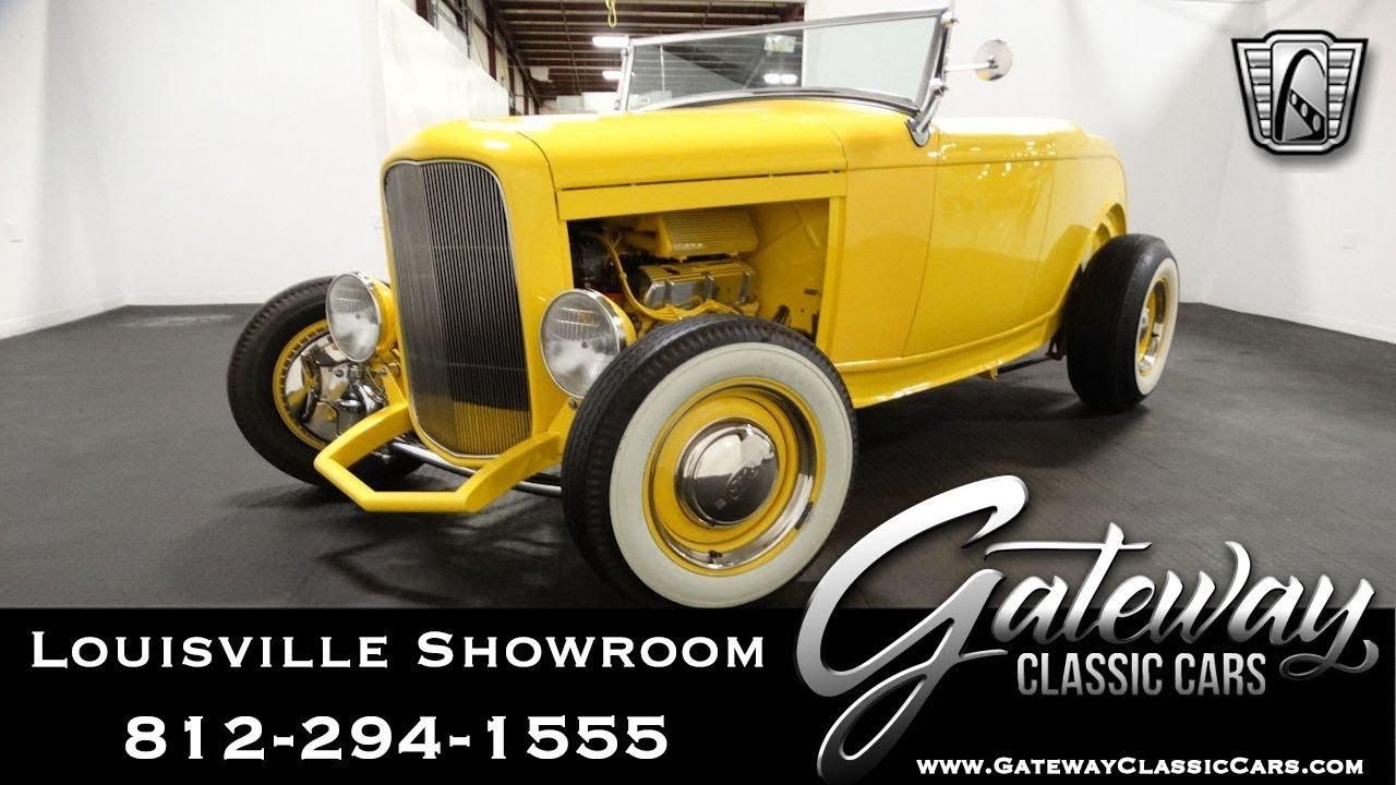 1932 Ford Hi Boy Gateway Classic Cars Louisville 2184 Lou Youtube