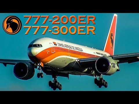 TAAG Angola Airlines BOEING 777 - Pretty bird