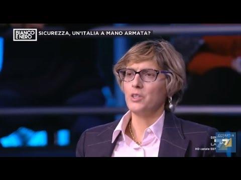 Avv. Giulia Bongiorno: 'Se sento un ladro in casa mia io apro il fuoco!'