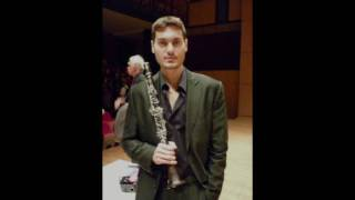 C.M. Von Weber Clarinet Concertino in E Flat Major Op. 26