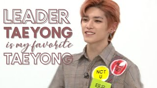 Download lagu Taeyong being the thoughtful leader that he is