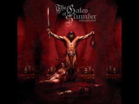 The Gates of Slumber  - Conqueror (Full Album 2008)