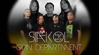 Gambar cover Nonstop Siakol Grin Department Yano   OPM Tunog Kalye All Time Favorite