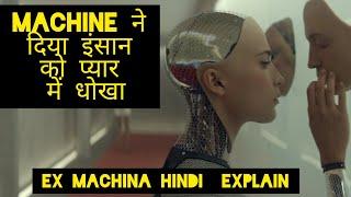 Ex Machina movie explained in Hindi