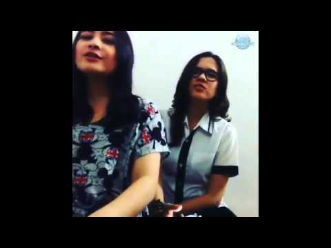 Prilly n' michelle nyanyi back at one