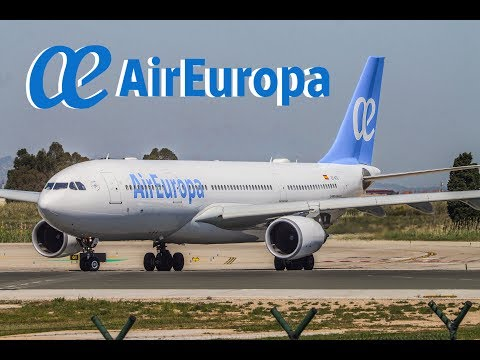 Air Europa Airbus A330-200 Tripreport || MAD-BCN || Weekly Aviation
