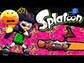 Splatoon Wii U Elite Octoling Uprising! Octopus Girl Single Player Story Gameplay Walkthrough PART 7