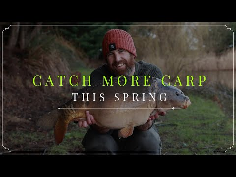 CARP FISHING ~ Big Carp Spring Tactics, Planning And Tips (Your Best Spring Yet)