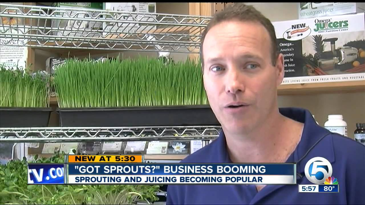 Got Sprouts West Palm Beach
