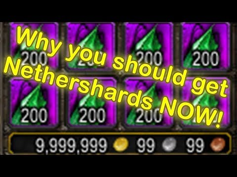 How to Turn Nethershards into Gold | WoW Legion Gold  Farming 7.3.2 (World of Warcraft Gold Guide)