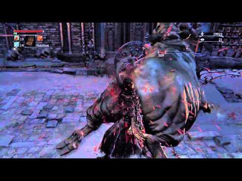 Bloodborne-Best kill of all time