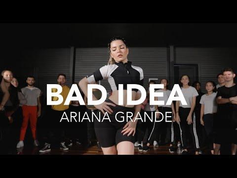 bad idea - Ariana Grande | Vale Merino Choreography @placedancers