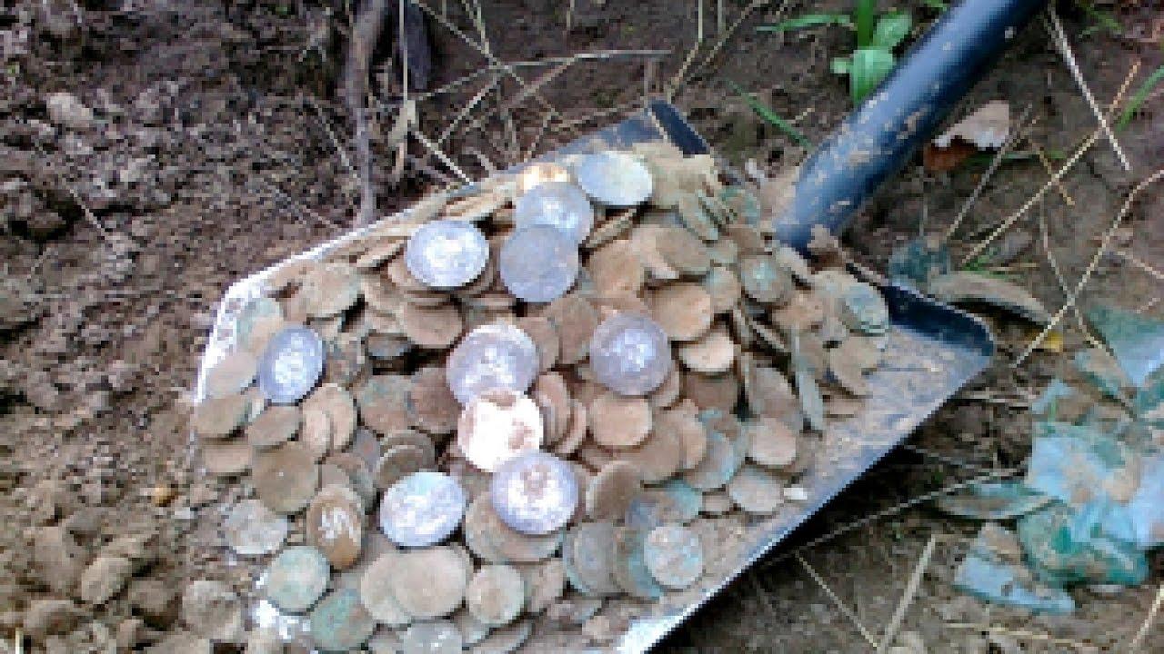 Огород копал, клад нашел. мошенники с царскими монетами - yo.