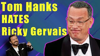 Why Tom Hanks HATES Ricky Gervais | 2020 Golden Globes