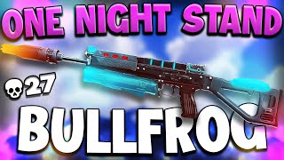 The BULLFROG is AMAZING on Rebirth Island! *Best Bullfrog Setup* (Rebirth Island - Warzone)