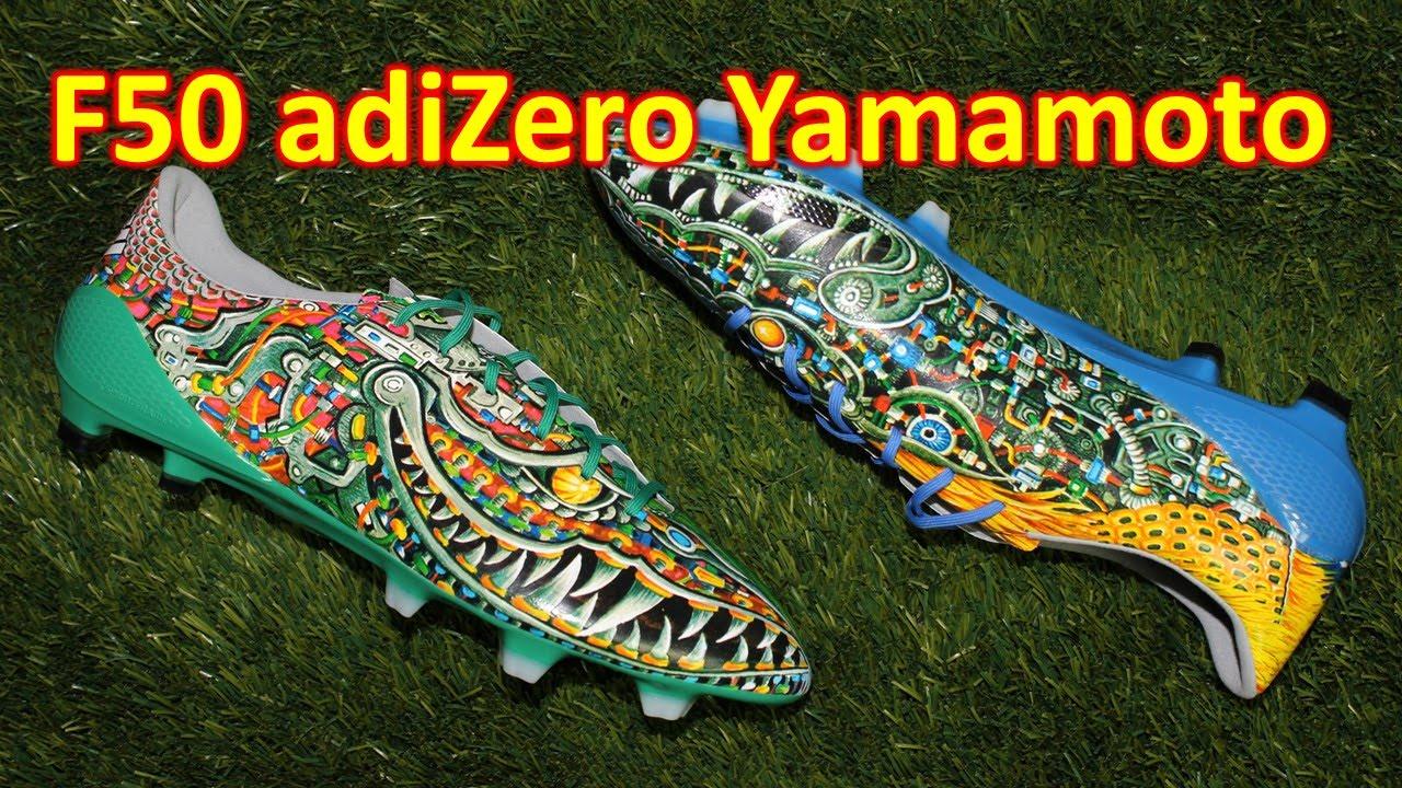 Adidas Adizero F50 Yamamoto