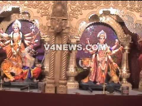 Kudroli Gokarnanatha Temple   Mangalore Dasara 2012