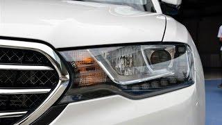 Great Wall Haval H6 Coupe тест драйв нового купе