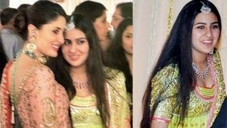 Kareena Kapoor bonds with Saif Ali Khan's daughter Sara