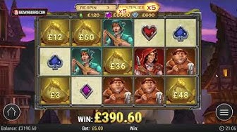RICHES OF ROBIN (PLAY'N GO) ONLINE SLOT