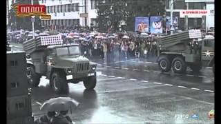 Парад в честь 70-летия Дня Победы в Донецке 09 мая 2015