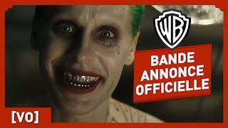 Suicide Squad - Reveal Comic Con (HD) - Jared Leto / Margot Robbie / Will Smith streaming