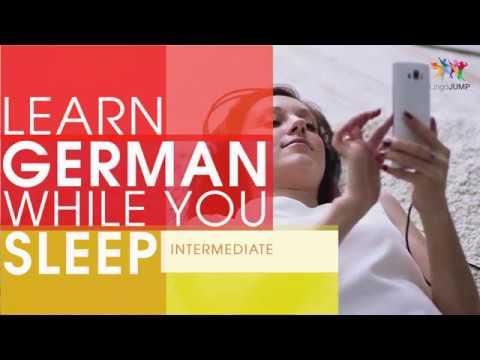 Learn German While You Sleep! Intermediate Level! Learn German Words & Phrases While Sleeping!