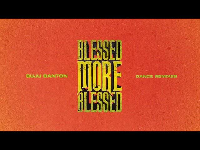 Buju Banton - Blessed More Blessed DJ Sliink Remix (Visualizer)