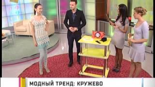 видео Модное лето 2015: вязаные и плетеные платья