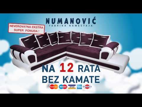 Numanovic Na 12 Rata