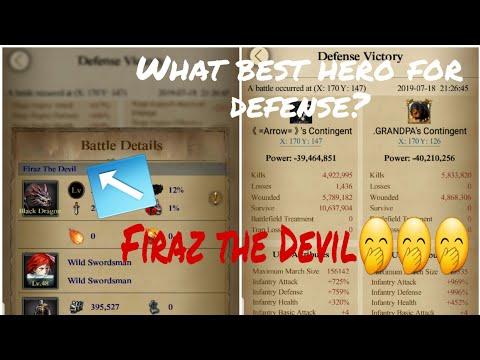 FIRAZ THE DEVIL IN MOTION Clash Of Kings