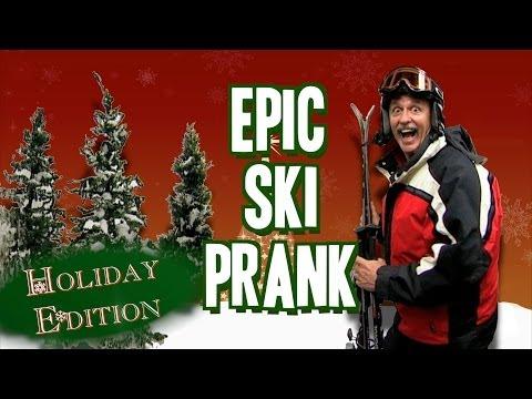 Winter Wonderland Elevator Prank - Gagstravaganza Day 15