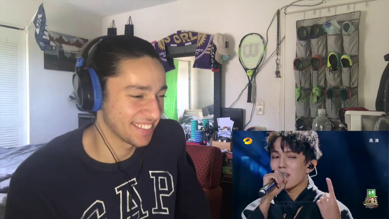 DIMASH KUDAIBERGENOV - OPERA 2 REACTION !!!