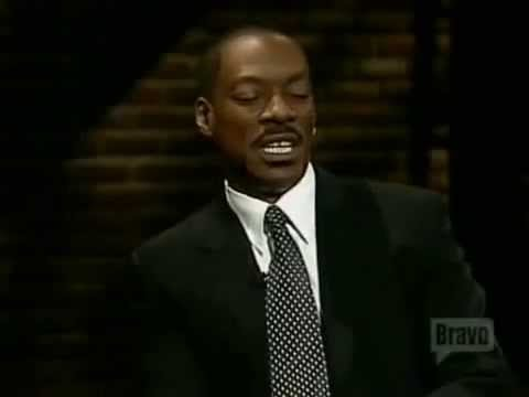 Eddie Murphy Immitates His Brother Charlie Murphy