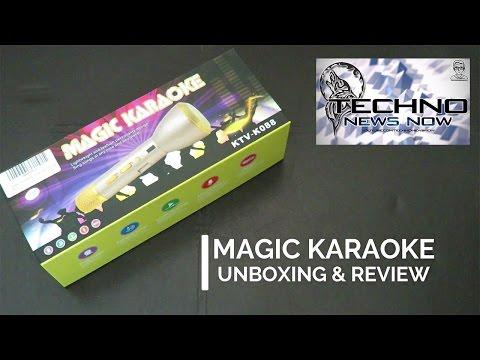 Sky Genius Magic Karaoke Review Wireless Bluetooth Karaoke Machine