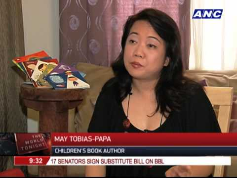 What drives interest in Filipino-language books