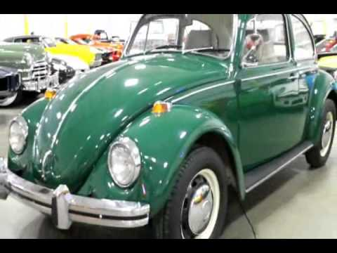 1968 VW beetle - YouTube