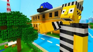 Video Homer Simpson Gets Arrested  | The Simpsons | Minecraft Xbox [32] download MP3, 3GP, MP4, WEBM, AVI, FLV Mei 2018