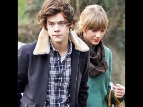 Haylor Taylor Swift and Harry Styles