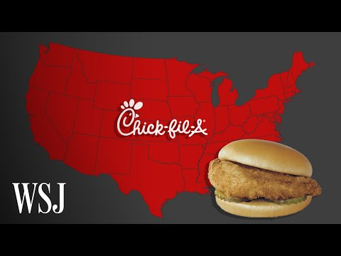 How Chick-fil-A Got Big by Keeping Its Menu Small | WSJ