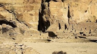 Chaco Canyon National Historical Park - New Mexico USA